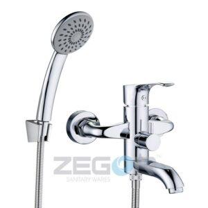 Смеситель для ванны ZEGOR Z65-EKA3-110