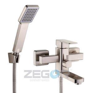 Смеситель для ванны ZEGOR Z65-LEB3-123-H