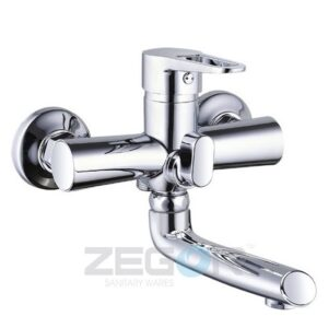 Смеситель для ванны ZEGOR Z63-PUD3-A045