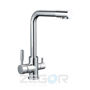 Смеситель для питьевой воды ZEGOR SAF18-A092